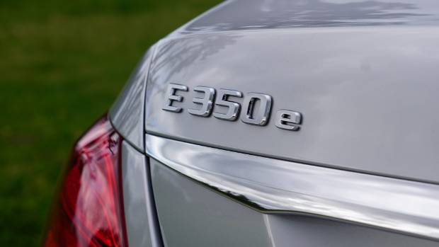 All-new Mercedes CLS teased before LA motor show debut