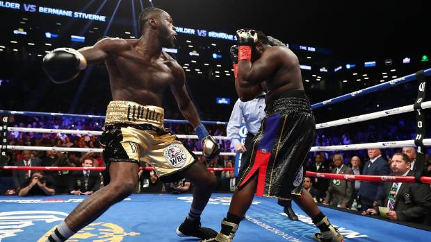 I won't need a rematch after beating Joshua brutally, boasts Wilder