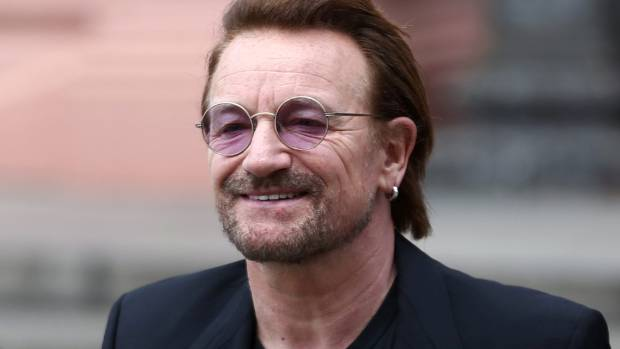 Bono 'named in Paradise Papers' over Maltese ties
