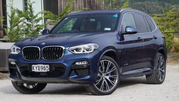bmw x3 lineup suggests posh suvs are powered by petrol. Black Bedroom Furniture Sets. Home Design Ideas