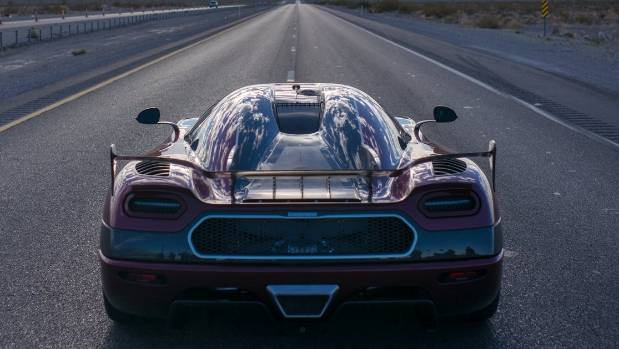 This street-legal vehicle is smashing world records for speed