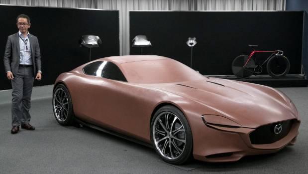 how to make a mazda concept car. Black Bedroom Furniture Sets. Home Design Ideas