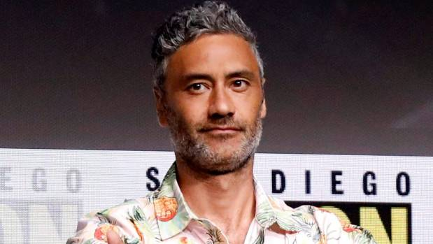 Cate Blanchette who plays villain Hela in the film praises Taika Waititi's