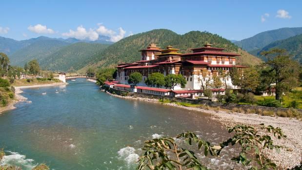Bhutan is worth the hassle.