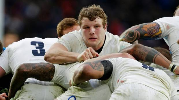 Itoje and Farrell absent for England opener