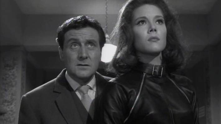 Commit Diana rigg as emma peel nude remarkable