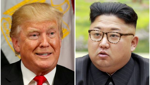 'Short and fat': Trump's North Korea bluster during Asia trip