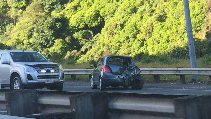 Multiple car crash on Wellington highway causes mass delays