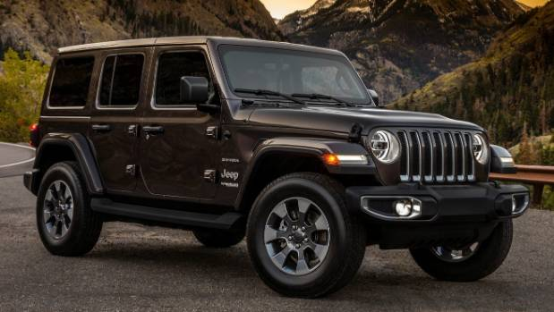 This Is The All New 2018 Jeep Wrangler. No, Really. Seriously.