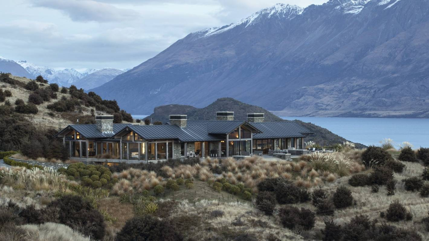 Glenorchy House For 33 Million Is One Of Top Three To Be