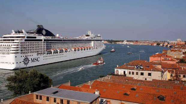 Big Cruise Ships Visiting Venice To Be Rerouted Stuffconz - Cruise ships in venice port