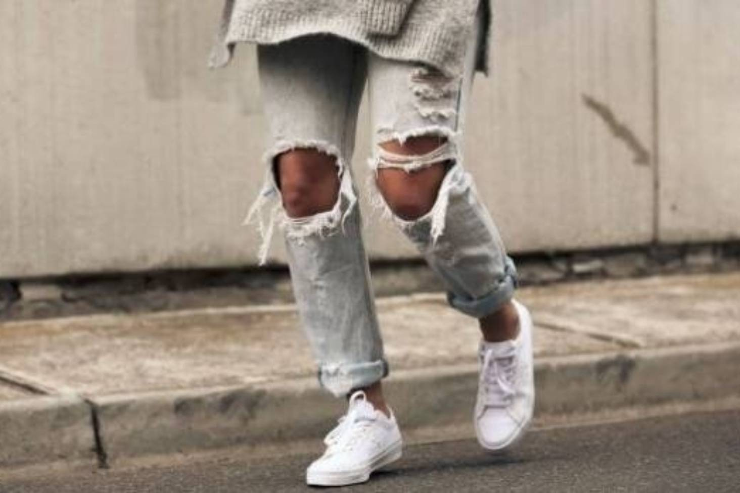 79888308c21f Sustainable shopping  How to rock white sneakers without eco-guilt ...