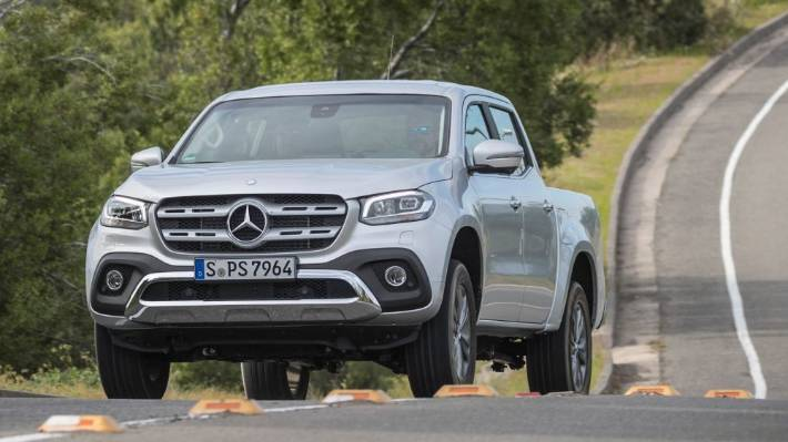 Mercedes Benz Announces Kiwi Prices For X Class Pickup Truck Stuff