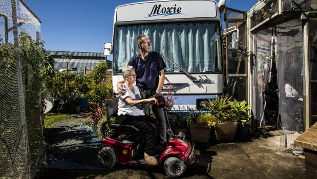 When your house is not a home: Couple to get disability modifications on house bus after two-year battle