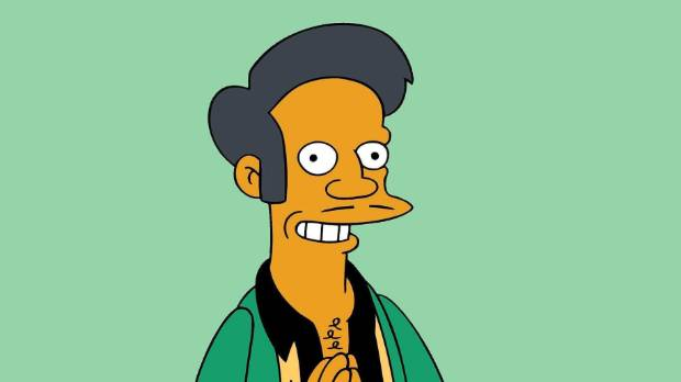 'This is sad': Comedian calls out 'Simpsons' response to Apu stereotype