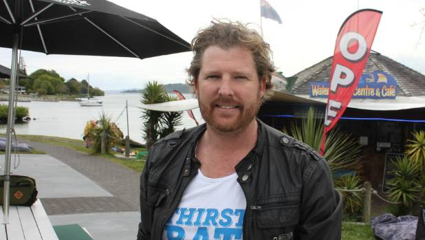 Torben Landl, who owns 2 Mile Bay Sailing Centre in Taupō, says he looks forward to working with Tuwharetoa Maori Trust ...