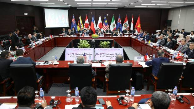 TPP countries to sign pact without USA in March in Chile