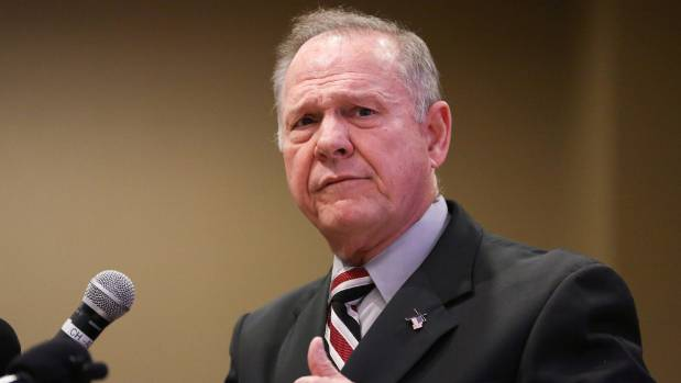 At Roy Moore Event, Religious Allies Praise Candidate's Anti-LGBT Record