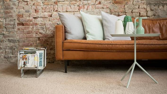 Dutch company Best Wools Carpets uses New Zealand crossbred wool for its high quality products.