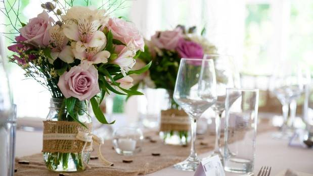 Auckland woman says confidence is important in business of event the table decor for a wedding planned by heather altorf junglespirit Image collections