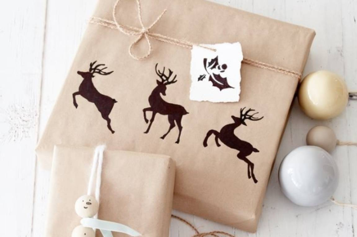 Get Crafty With Paper Christmas Decorations Stuff Co Nz