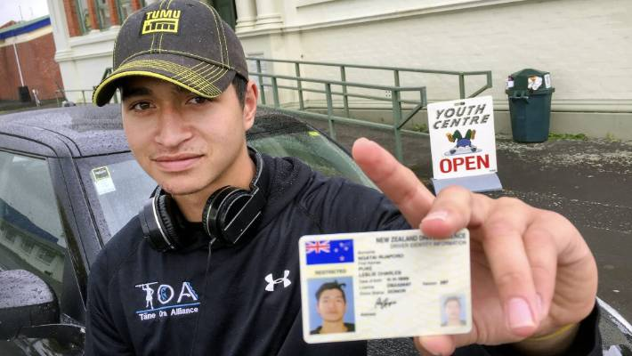 find my drivers license number nz