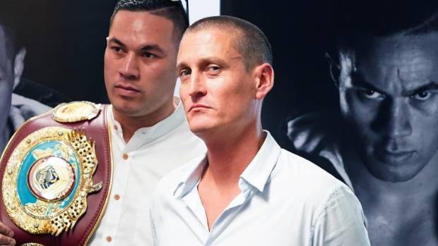 Promoter David Higgins reveals demands for Anthony Joshua, Joseph Parker bout