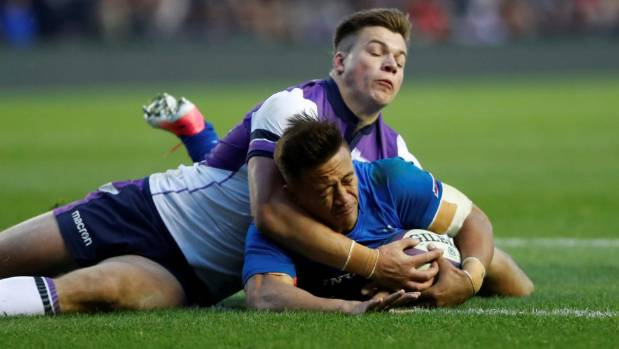Scotland captain warns teammates not to be starstruck by All Blacks