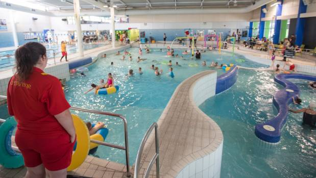 poo and vomit force continued closure of christchurch 39 s public pools