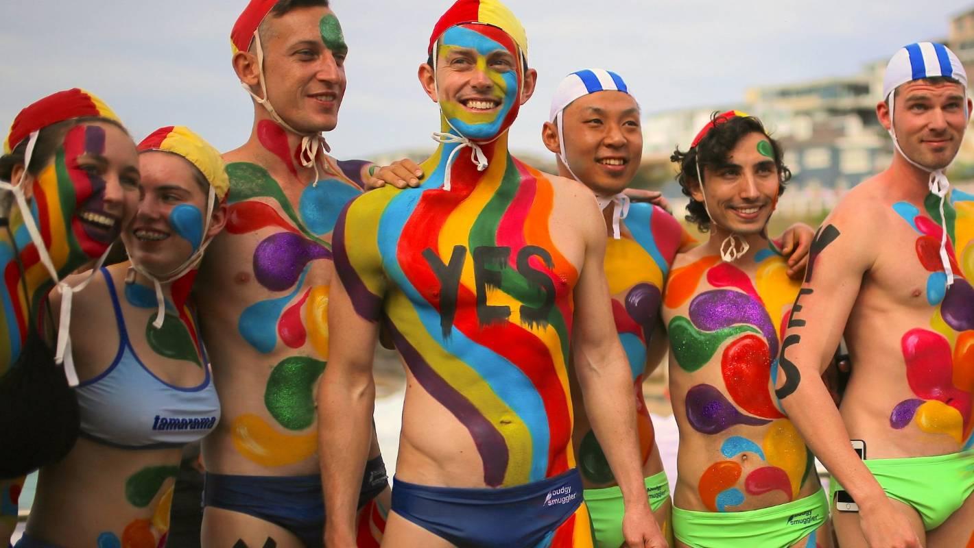 same sex unions australia in North Bay