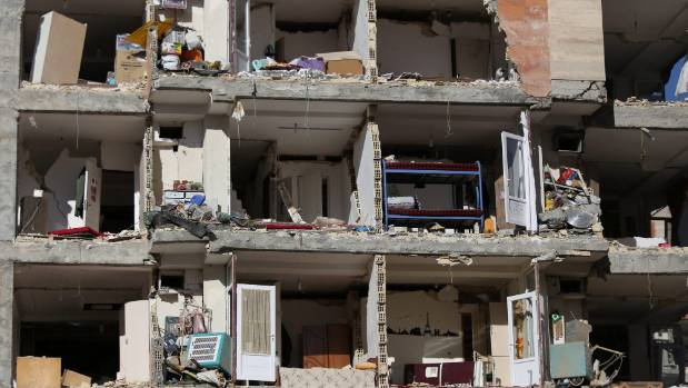 U.S. scientists predict more big earthquakes in 2018