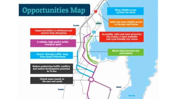 Capital transport options: How should Let's Get Wellington Moving spend up to $4 billion