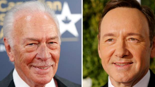 Director Ridley Scott Speaks out About Kevin Spacey Sexual Assault Allegations