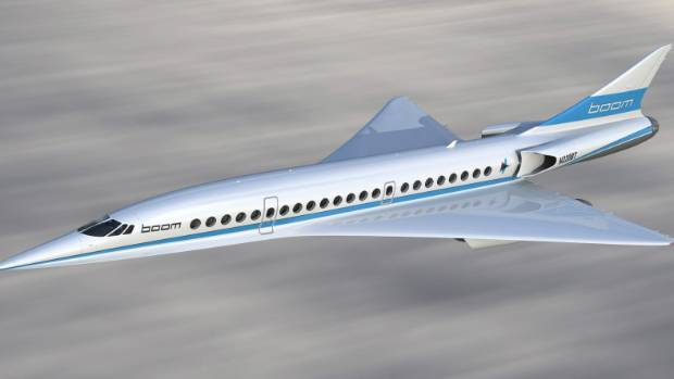 JAL invests $10 mil in supersonic jet project