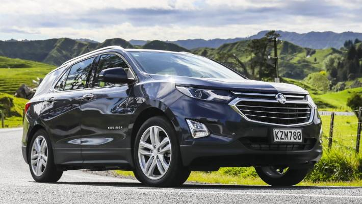 Holden Equinox Crosses American Conservative With Aussie Quick