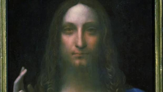 Da Vinci's Christ painting headed to UAE