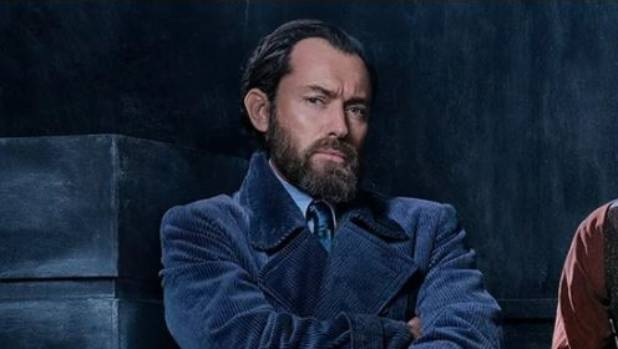 Who Knew Jude Law Would Look So Perfect As Dumbledore?