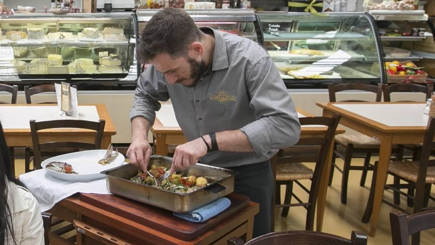 Restaurant review best on show at la bella italia