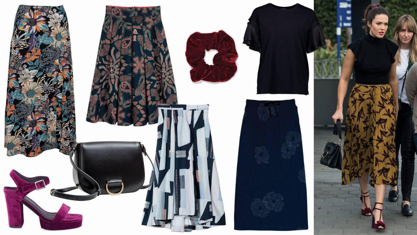 19d3f17e8 Midi Skirt Summer Outfits