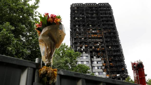 Grenfell Tower final death toll: police say 71 people died in fire