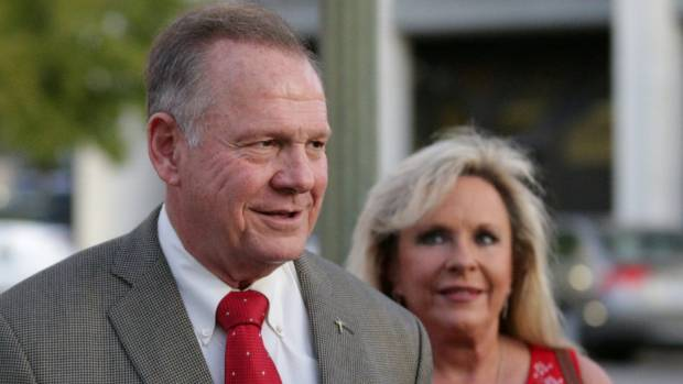 Republican Alabama US Senate candidate Roy Moore has been accused of sexual misconduct