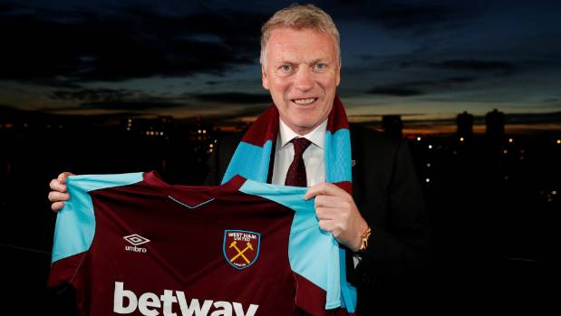 David Moyes 500th match as an English Premier League manager will also be his first with London club West Ham United