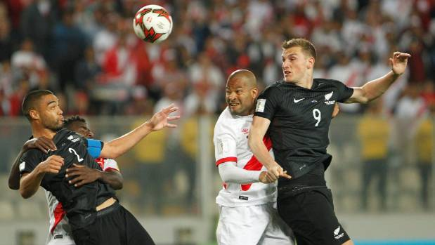 Peru beat New Zealand, seal last WC spot