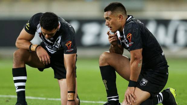Fiji send New Zealand tumbling out of World Cup