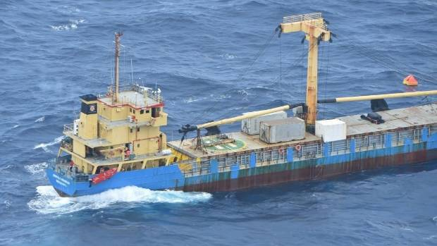 Ordeal not over for new zealand yachtie rescued off norfolk island the norfolk guardian is a tongan flagged cargo ship sciox Images