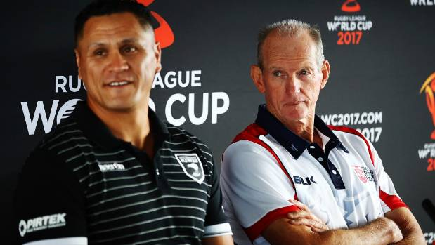 Wayne Bennett right came to the Kiwis aid in 2008 and they may have to look to Australia for their next head coach