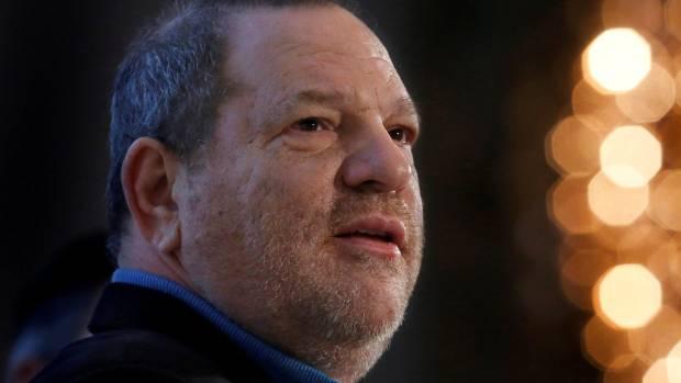 Harvey Weinstein in 2012