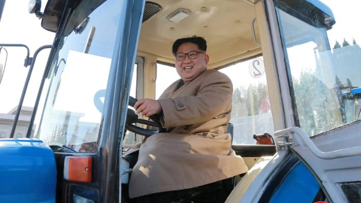 Kim Jong Un controls the weather, North Koreans told | Stuff co nz