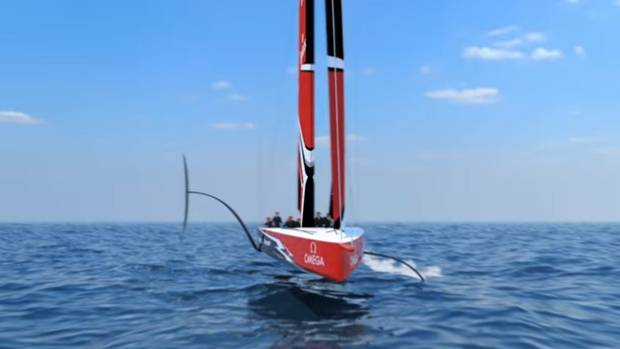 America's Cup: Team New Zealand unveil exciting monohull concept for 36th regatta
