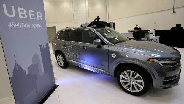 Uber advances self-driving push with 24000 autonomous Volvo SUVs